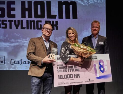 Vinder af Årets Iværksætter 2018